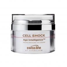 Kem Siêu Đặc Trị Đa Chức Năng Và Trẻ Hóa Vùng Mắt Swissline CS Age Intelligence Youth Inducing Eye Cream
