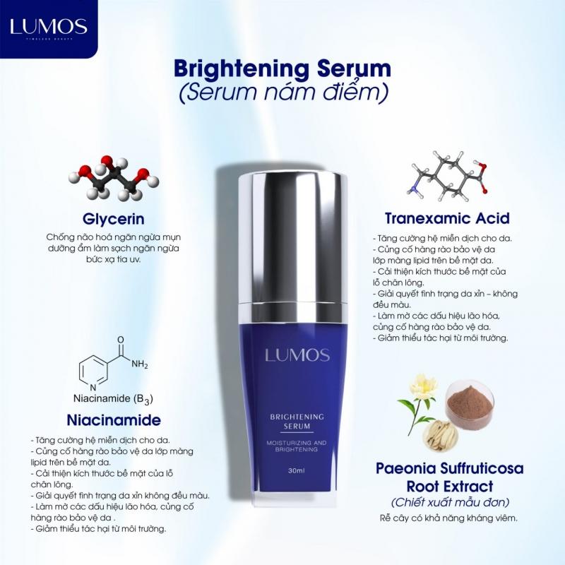Lumos Brightening Serum