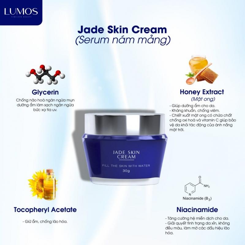 Lumos Jade Skin Cream
