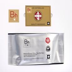 Viên uống tế bào gốc hồi sinh tuổi xuân và trẻ hóa tế bào toàn diện Bhm+d Vital cell softgels premium extracts
