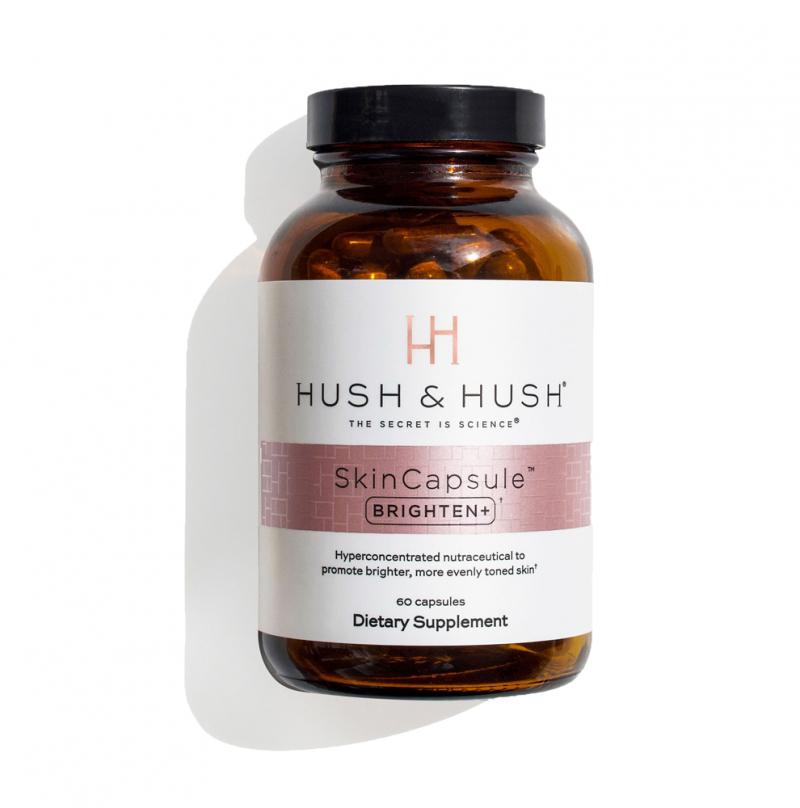 Viên uống hỗ trợ trị nám và trắng da Hush & Hush Skin Capsule Brightenb+