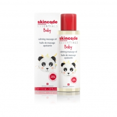 Tinh dầu massage trẻ em Skincode Essentials Baby Calm Massage Oil