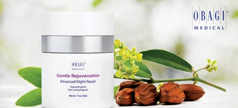 Obagi Gentle Rejuvenation Advanced Night Repair_Kem dưỡng đêm phục hồi da đột phá