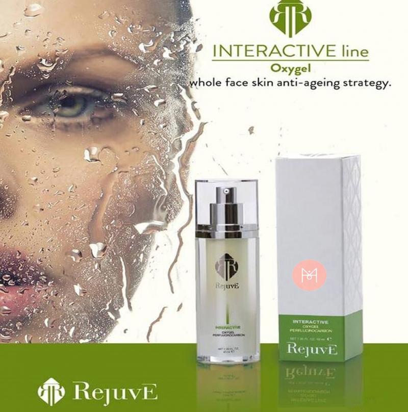 Rejuve Interactive Face Crystal Peel