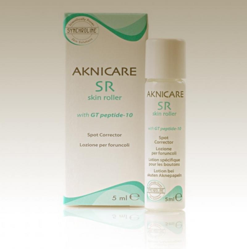 Aknicare Skin Roller_Bút lăn đặc trị mụn