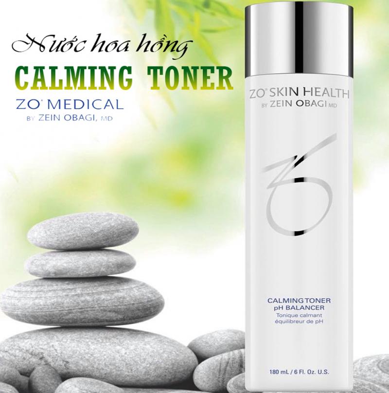 Zo Skin Health Calming Toner