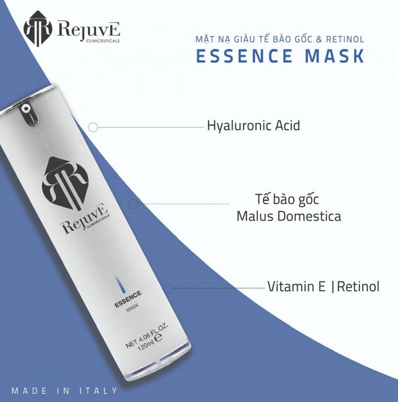 Rejuve Essence Mask Stem Cells