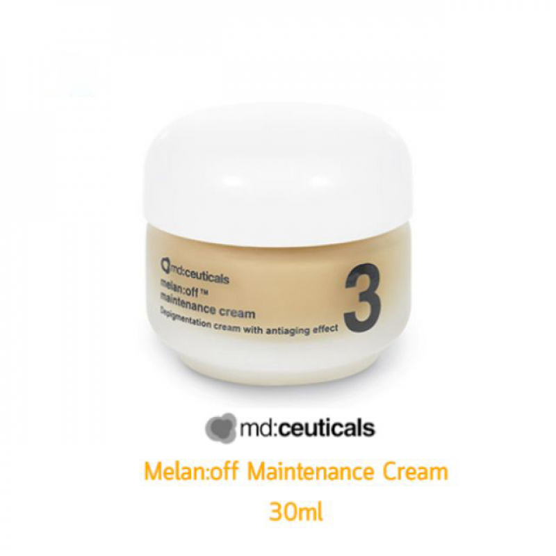 Md:ceuticals Melan Off Maintenance Cream