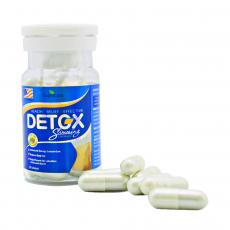 Viên uống giảm cân Detox slimming capsules