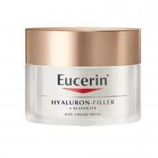 Kem đặc trị chống chảy xệ da ban ngày Eucerin hyaluron filler elasticity day cream spf 15