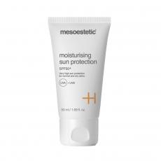 Kem chống nắng dưỡng ẩm và bảo vệ da Mesoestetic moisturizing sun protection spf 50+