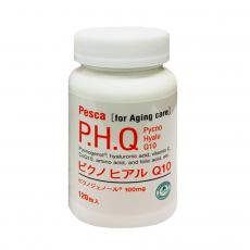 Viên uống trị nám và làm đẹp da Pesca P.H.Q Pcyno Hyalu Q10