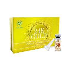 Tinh chất vàng 24K tái tạo và chống lão hóa da hoàn hảo 24K gold perfect collagen serum
