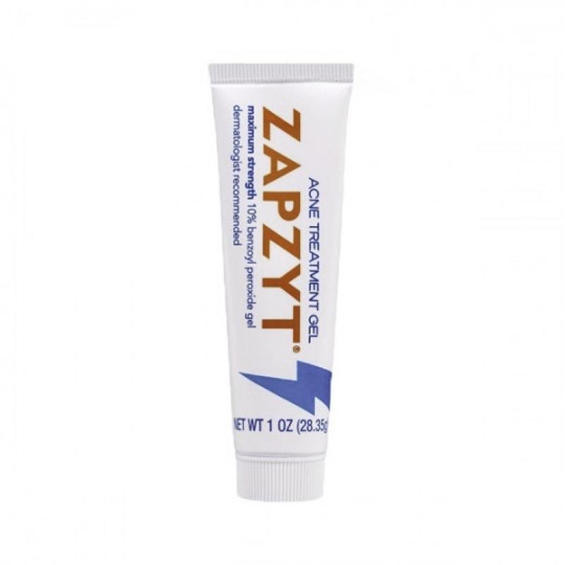 Gel đặc trị mụn trứng cá Zapzyt Acne Treatment Gel