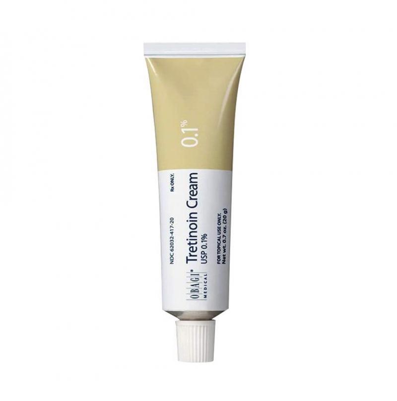 Treatment Tretinoin Obagi Cream 0.1%_Kem đặc trị mụn, thâm và nám da