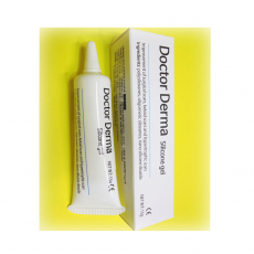 Gel ngăn ngừa và đặc trị sẹo lồi Doctor Derma Silicone Gel