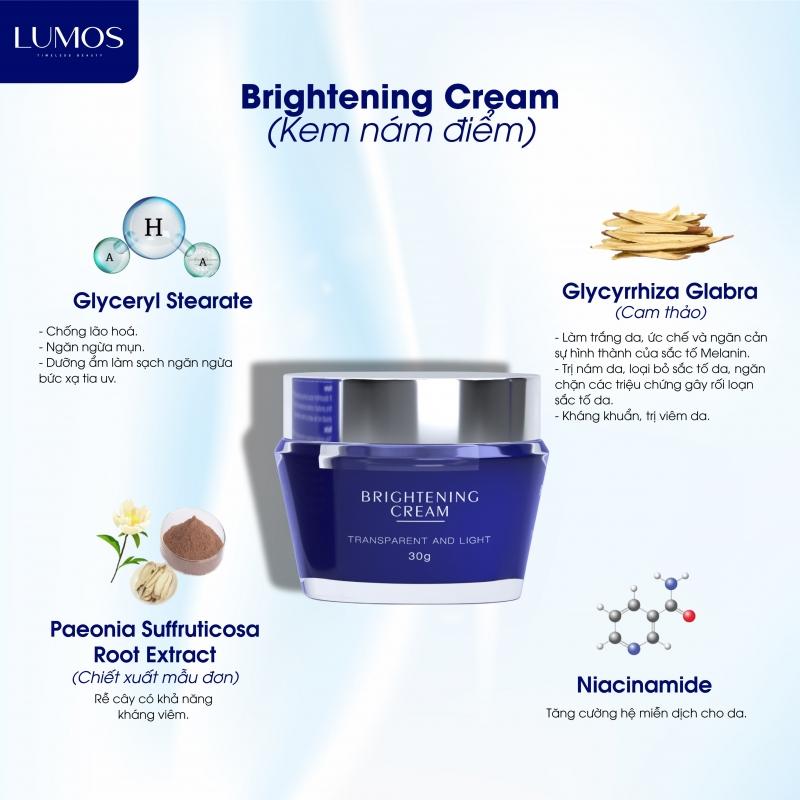 Lumos Brightening Cream